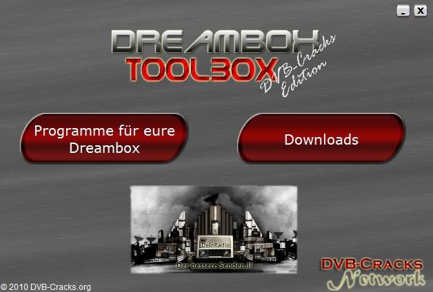 Dreambox DVB toolbox crack Edition - 12.02.2010