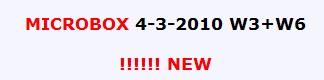 اخر اصدار من الموقع الرسمي للميكروبوكس بتاريخ 03/04/2010