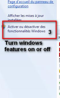 لمن لديه مشكلة فتح Telnet مع Windows 7 ؟
