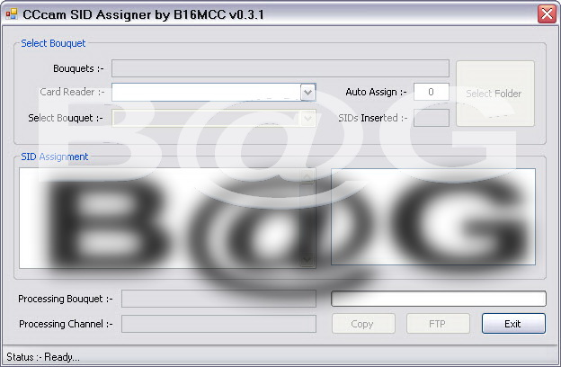 CCcam SID Assigner v0.3.1