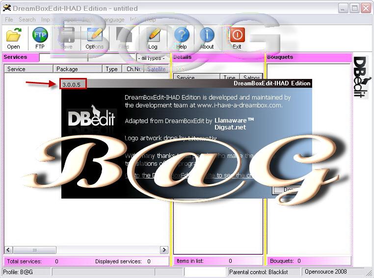 DreamBoxEdit v.3.0.0.5