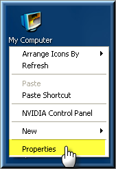 طريقه الغاء او تعطيل التحديث التلقائى ل Windows Xp