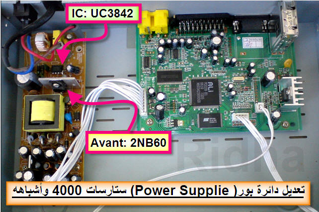 ����� ����� ��� Power Supplie ������� 4000 �������