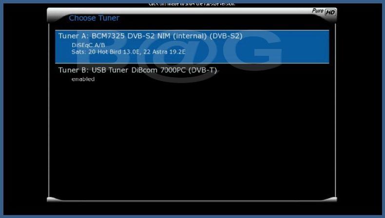 BlackHole Vu  Solo 1.3.9 Multiboot Usb Dvb-t