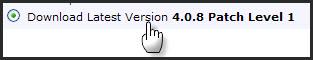 تم اصدار النسخة vBulletin 4.0.8 pl1