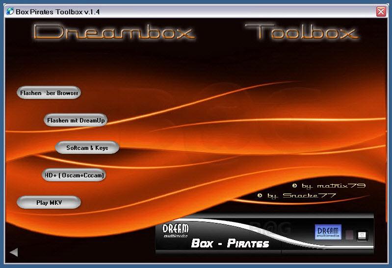 Dreambox Toolbox v.1.4