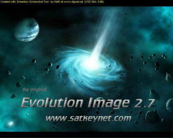 حصريا الاصدار النهائي Evolition 2.7 بالسكين الاصلي و CCcam 2.2.1