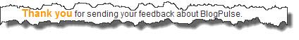 شرح إضافة موقعك ورابط التغذية Rss2 إلى موقع blogpulse