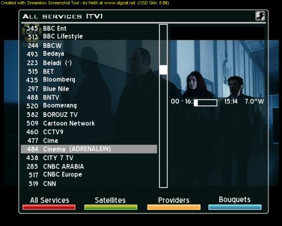 Nemesis 4.4 skin blackhorse fixed web x tv by roniothman