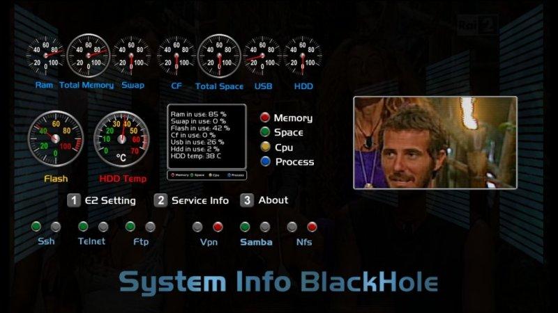 BlackHole Vu+ Solo v. 1.4.6 Multiboot
