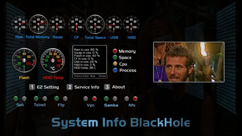 BlackHole Vu+ Duo v. 1.4.6 Multiboot