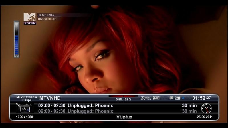 Rihanna3 Skin for BH