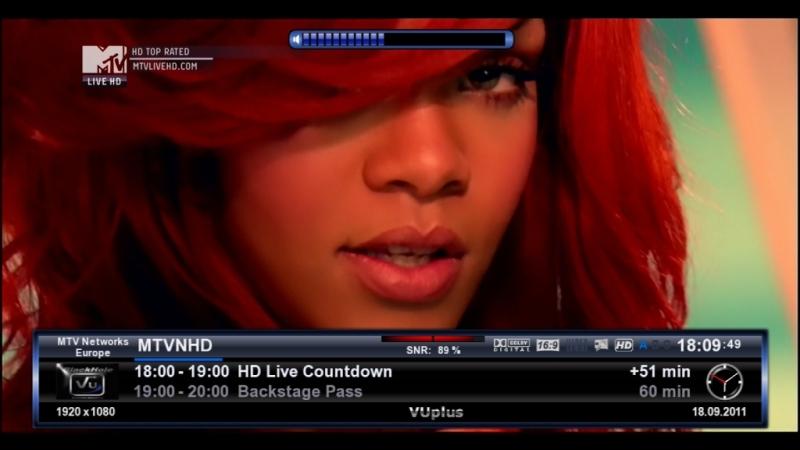 Rihanna2 Skin for BH