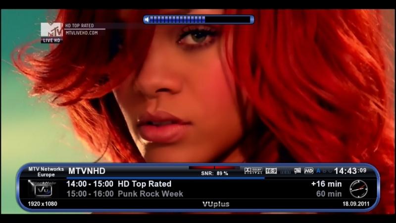 Rihanna1 Skin for BH