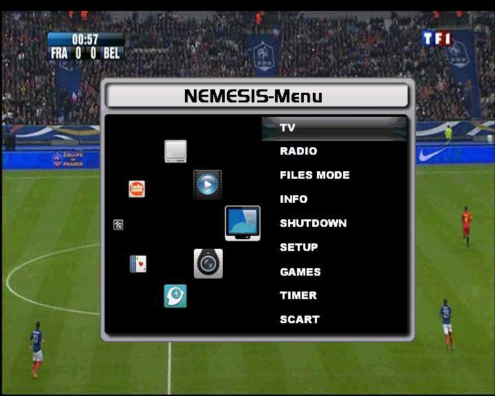 ���� Nemesis 4.4 ����� freestyle ����� Mgcamd 1.38