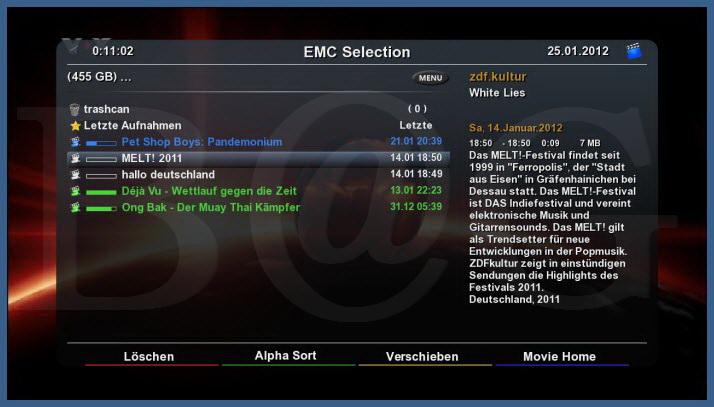 Skin E2-Elgato-HD For GP3