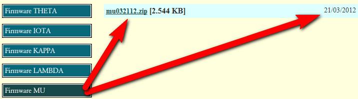 تحديث جديد يتاريخ 20.03.2012 لاجهزة الستارسات من الموقع الرسمي