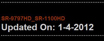 تحديث جديد من موقع ستاركوم لاجهزة 2100HD.SR-9797HD-SR-X1000HD