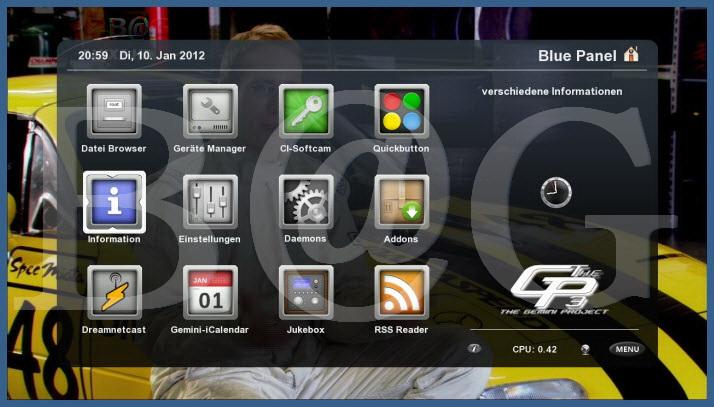 Skin E2-Elgato-HD For GP3 OE2.0