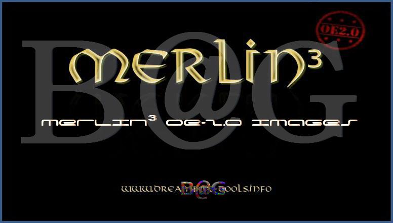 Merlin³ OE-2.0 Image For DM500 HD