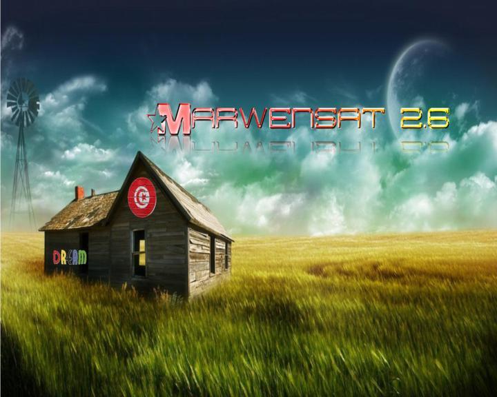 بتاريخ 07/09/2012 :Marwensat 2.6 maxvar DM500s