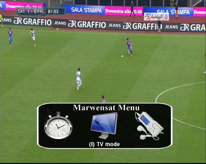 بتاريخ 23/04/2013 :Marwensat 2.7 maxvar DM500s