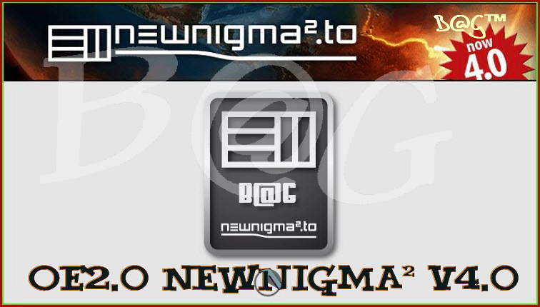 OE2.0 Newnigma² v4.0.5 For DM 8000