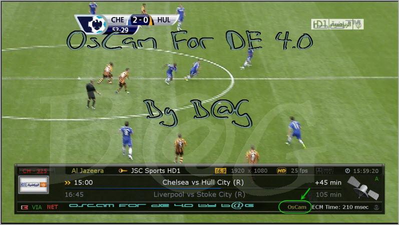OsCam For Dream elite 4.0 By B@G