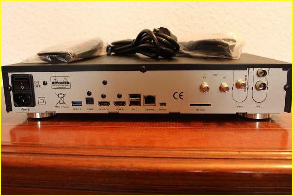 جديد شركة دريم ملتيميديا دريم DM 7080 HD