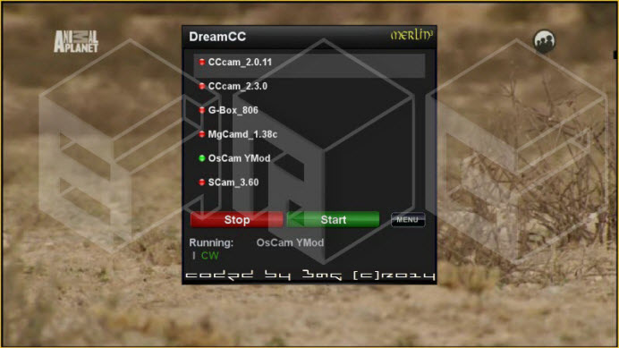 OsCam YMod v18t55 For OE2.0 Merlin3 - by B@G