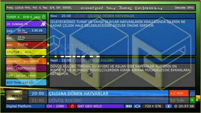 OsCam YMod v18t55 For OE2.0 DE 4.0 - by B@G