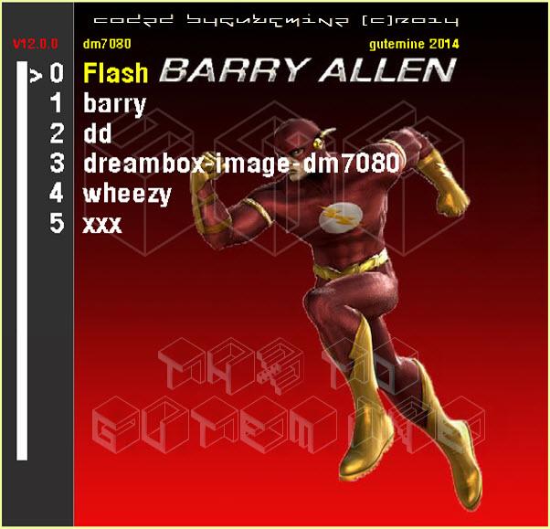 Barry Allen v12 For OE2.2