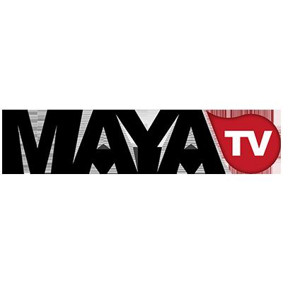 تردد قناة MAYA TV على قمر Türksat 2A