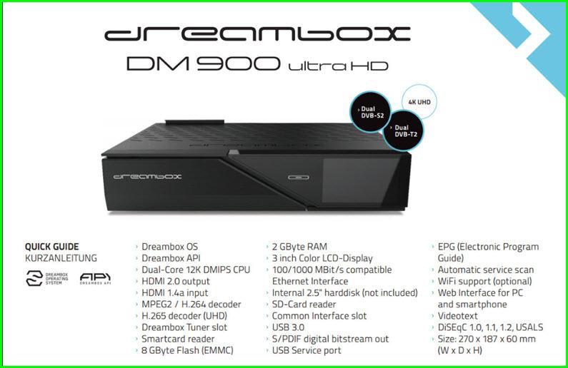 جهازين رائعين vu+ uno 4k dm900 4k Attachment