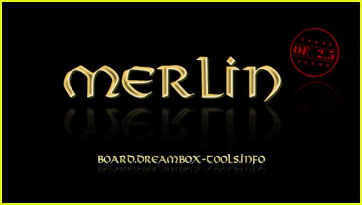 OE2.5 Merlin4 For DM 820 HD