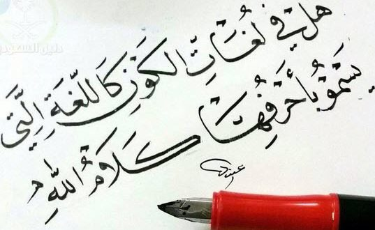 قصائد شعريه عن اليوم العالمي للغه العربيه , اشعار مدح لغتنا الام