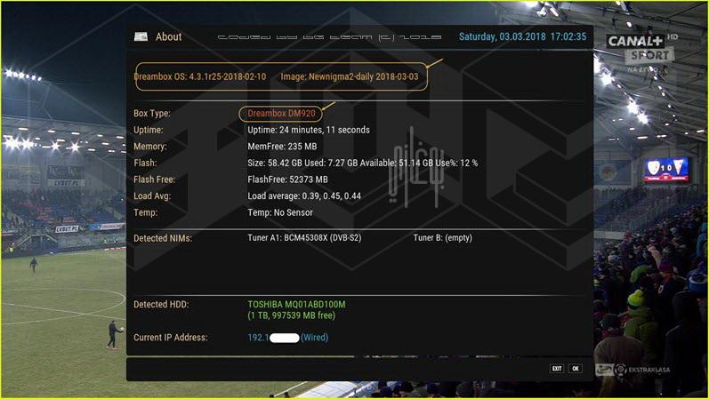 CCCam 2 3 1 For OE2 2/OE2 5 - الإبداع الفضائي