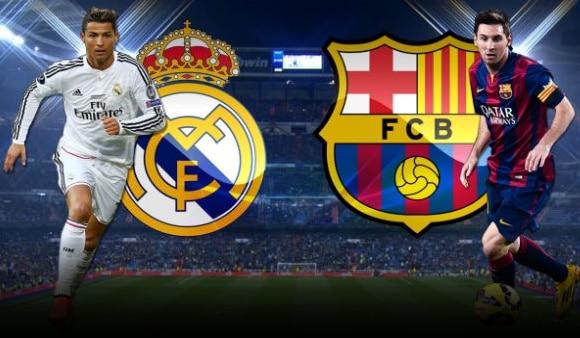 القنوات المجانية التى تذيع مباراة برشلونة وريال مدريد الكلاسيكو الأحد 6-5-2018