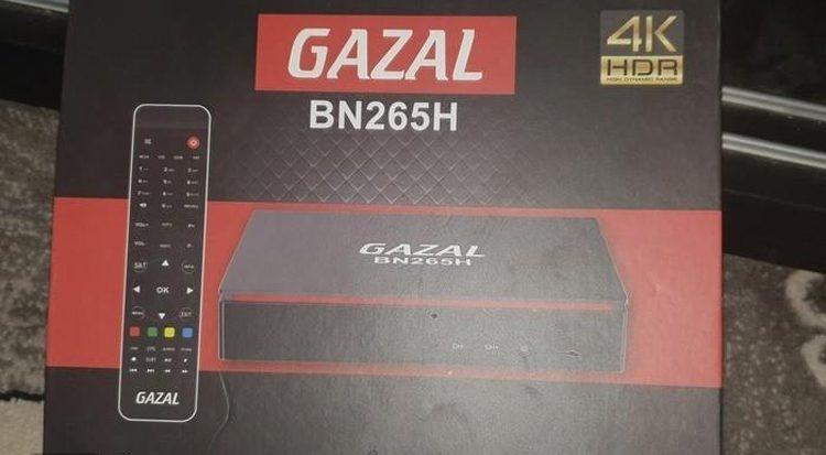 مميزات رسيفر غزال h265 4k يدعم خاصية 4K