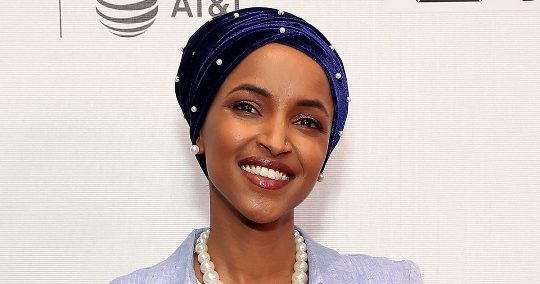 صور الصومالية الهان عمر , خليفات المحجبة الهان عمر Ilhan Omar