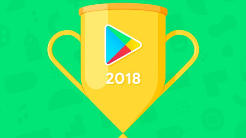 قائمة التطبيقات والألعاب والأفلام الأكثر تحميل لعام 2018  على متجر جوجل