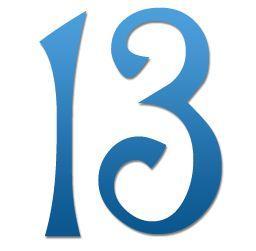 تفسير معنى الرقم 13 فى الرؤيا , الرقم 13 فى الحلم , دلالات الرقم 13 فى المنام