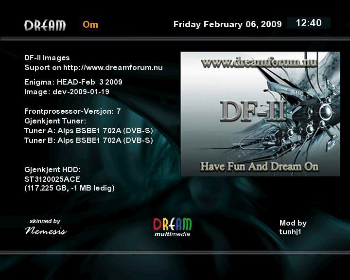 �� DreamForum II.v9.0-DM7025