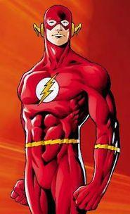 •• Barry Allen 4.6.78