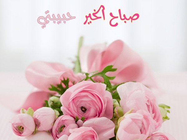 صباح الحب حبيبتي أحلى الرسائل الصباحية الرومانسية