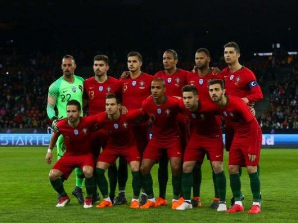 تشكيلة المنتخب البرتغالي ضد لوكسمبرج في تصفيات كأس العالم 2022