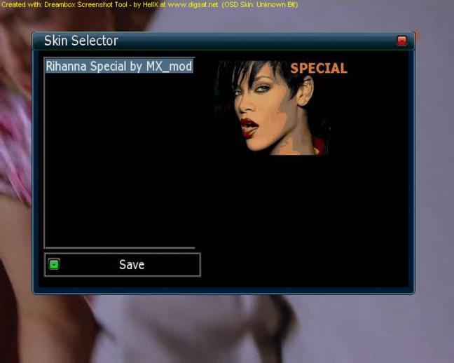 صورة الجيمني 4.60 img مع Rihanna Skin وخط عربي (كوفي) رائع جدا