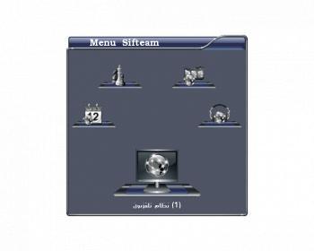 باكب خاص SiFTeam بمنتدى ألإبداع الفضائي معربة بالكامل لدريم بوكس حصري s500 العادي