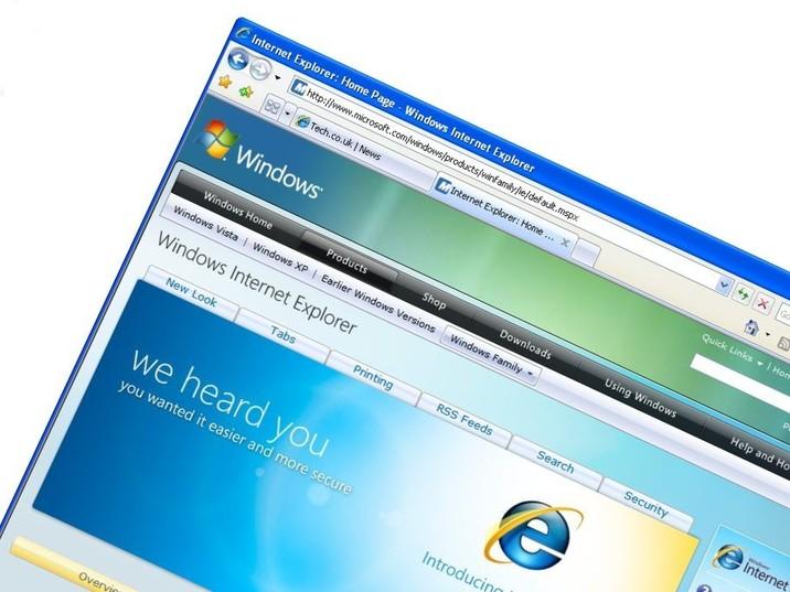 ����� ���� �� ������� ������� ������ Internet Explorer 8 Final