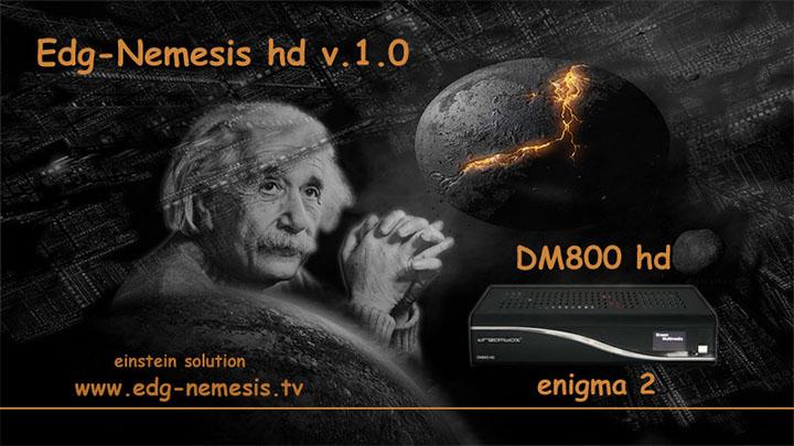 EDG-Nemesis 1.0 RC1 Image for DM 800
